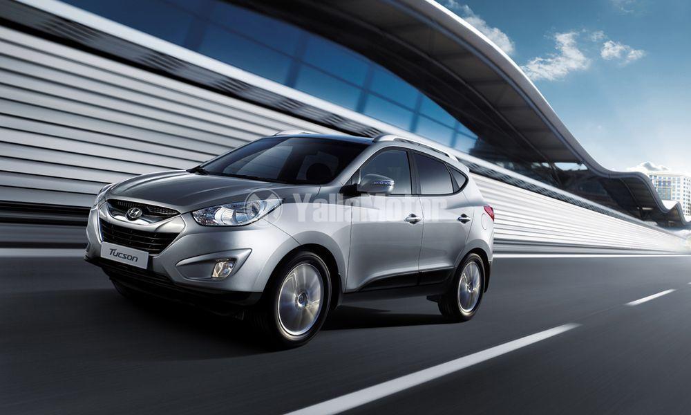 Hyundai Tucson 2012, Oman