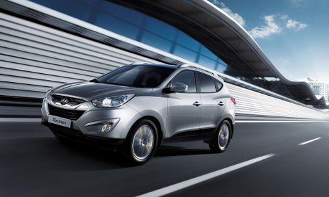 Hyundai Tucson 2012, United Arab Emirates