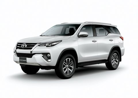 Toyota Fortuner Price In Uae New Toyota Fortuner Photos And Specs