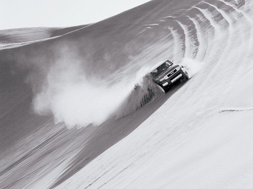 Toyota FJ Cruiser 2016, Saudi Arabia