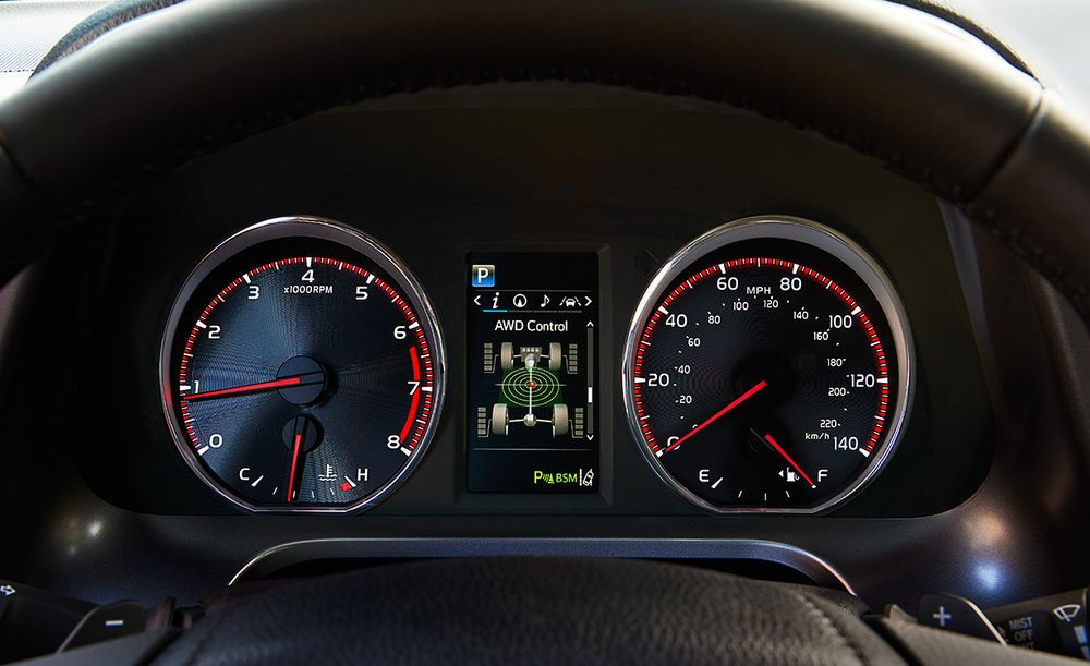 Toyota Rav4 2016, United Arab Emirates