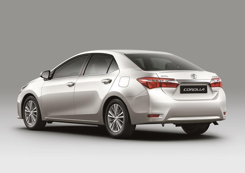 Toyota Corolla 2016, Kuwait