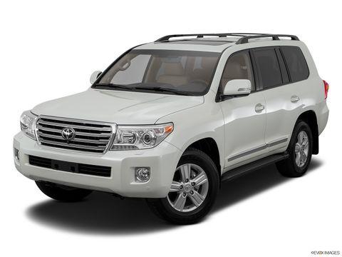 Toyota Land Cruiser 2016, Kuwait