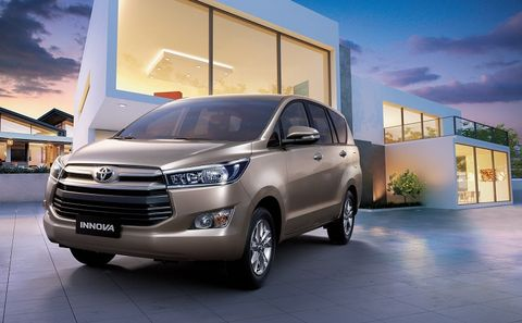 Toyota Innova 2016, Qatar