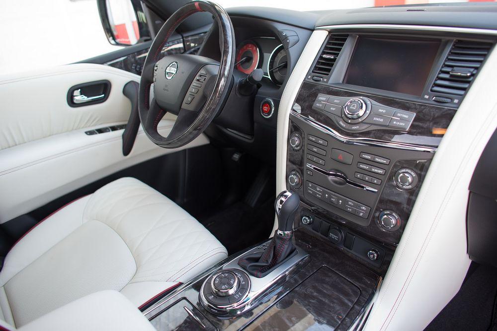 Nissan Patrol 2016, Oman