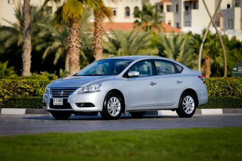 Nissan Sentra 2016 1 6l S In Egypt New Car Prices Specs