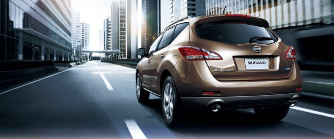 Nissan Murano Price in UAE - New Nissan Murano Photos and ...