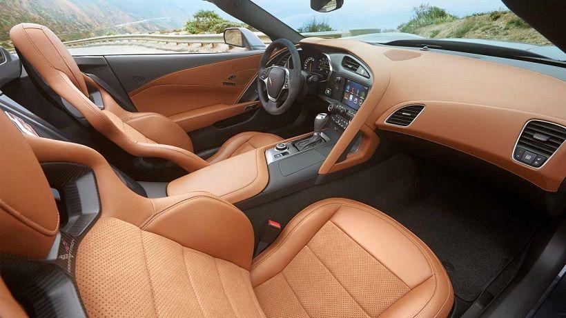 Chevrolet Corvette 2016, Bahrain