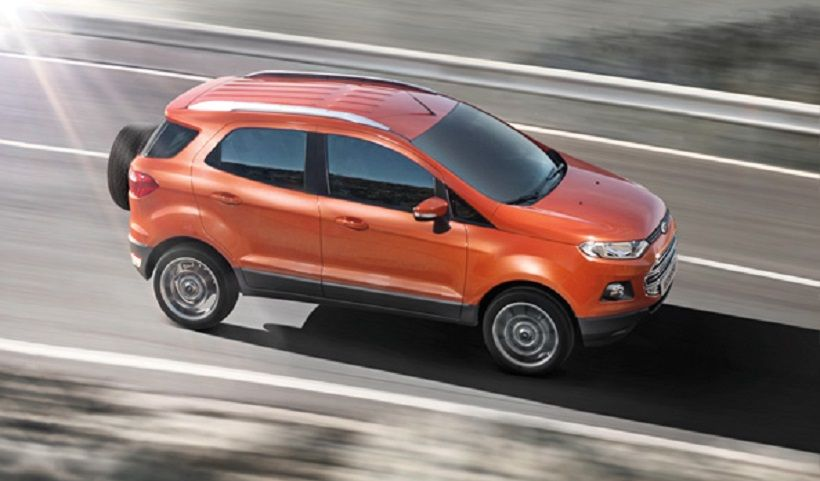 Ford EcoSport 2016, United Arab Emirates