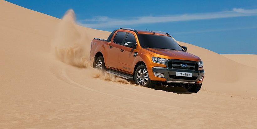 Ford Ranger 2016, Qatar