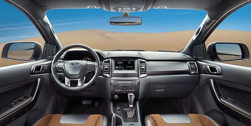 Ford Ranger 2016, Saudi Arabia