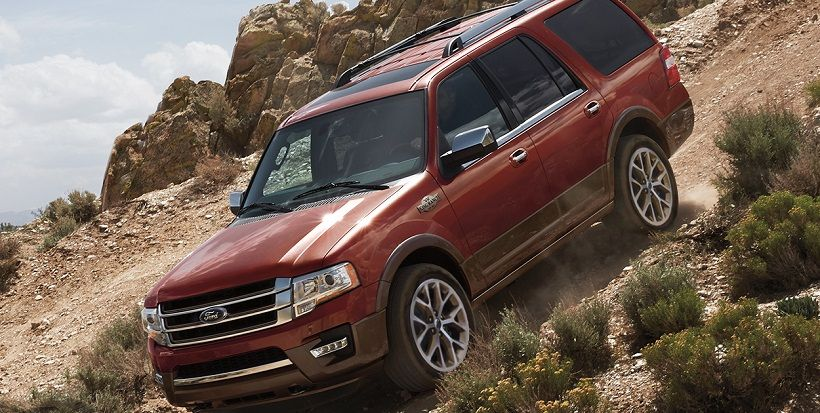 Ford Expedition 2016, Qatar