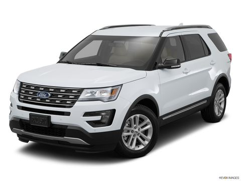 Ford Explorer 2016, Kuwait