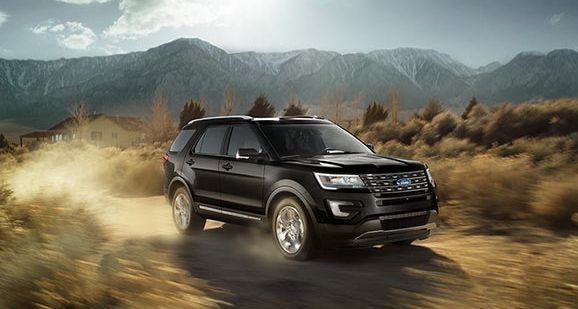 Ford Explorer 2016, Bahrain