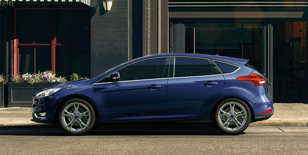 Ford Focus 2016, Saudi Arabia