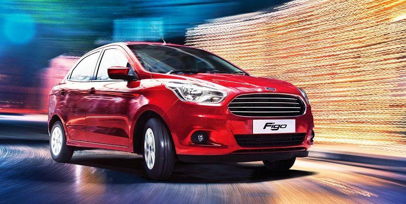 Ford Figo 2016, Kuwait