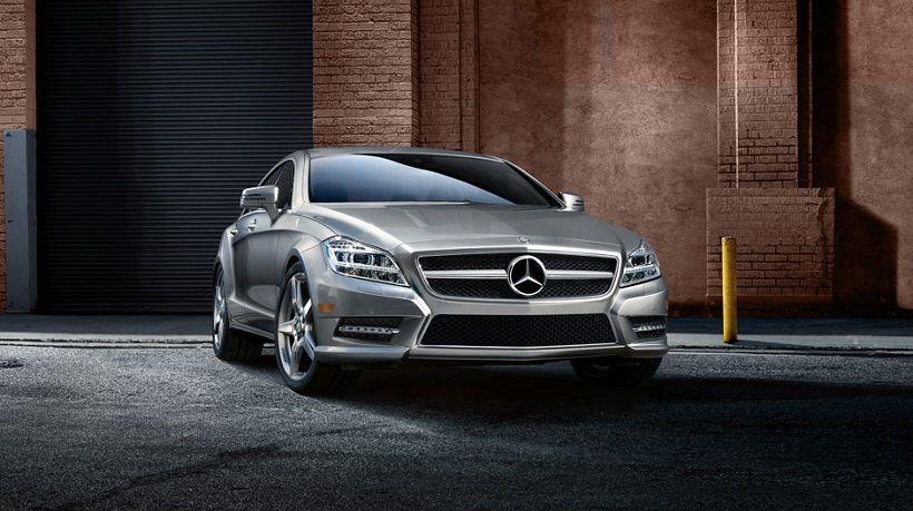 Mercedes-Benz CLS-Class 2016, Bahrain