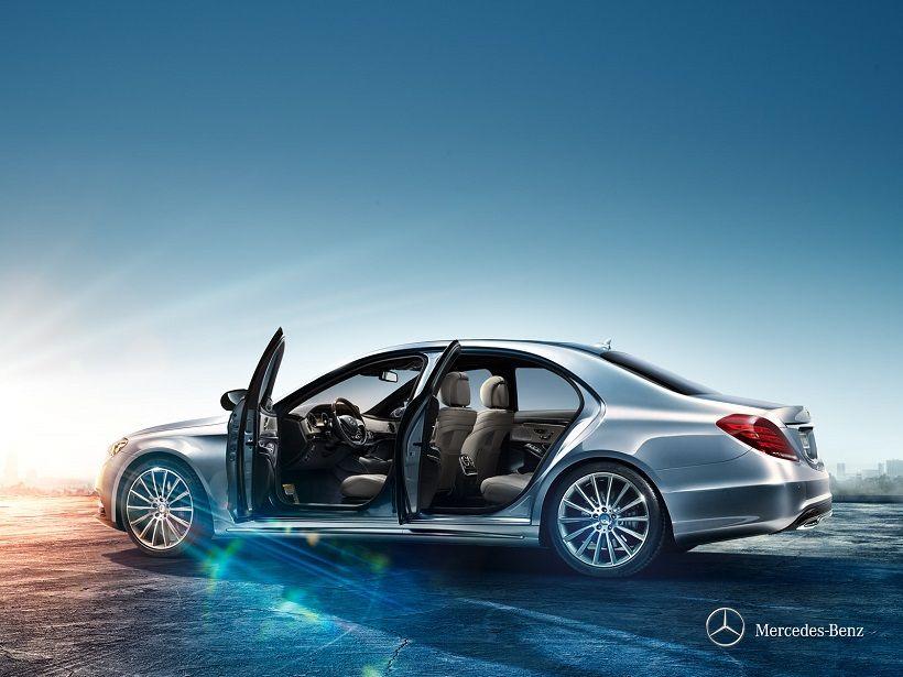 Mercedes-Benz S-Class 2016, Oman