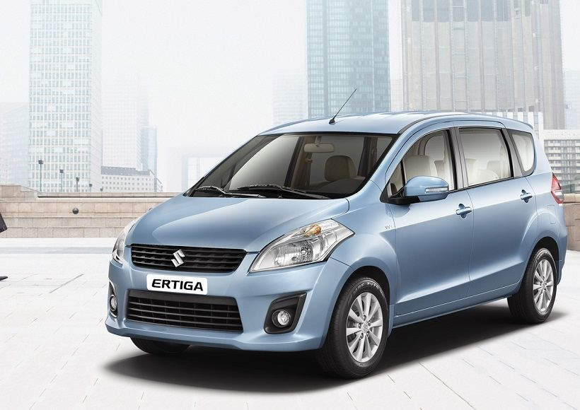 Suzuki Ertiga 2016, United Arab Emirates
