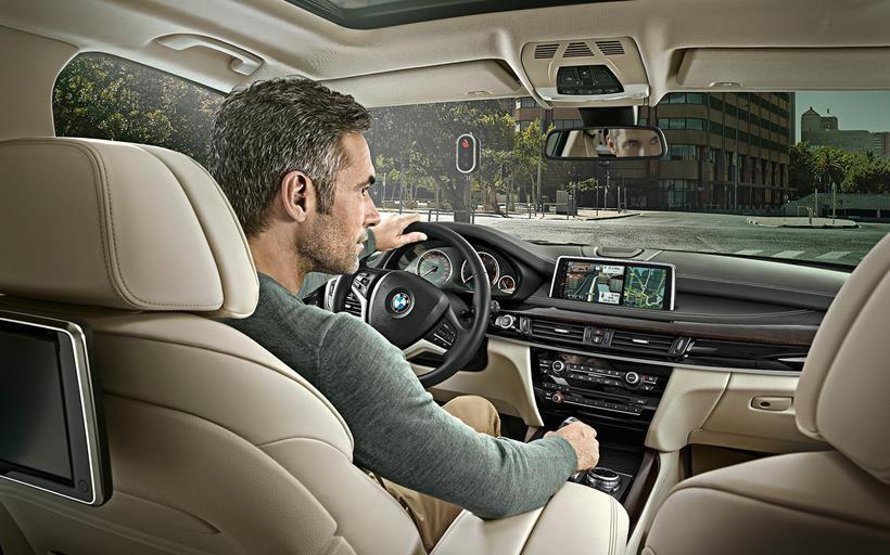 BMW X5 2016, Oman