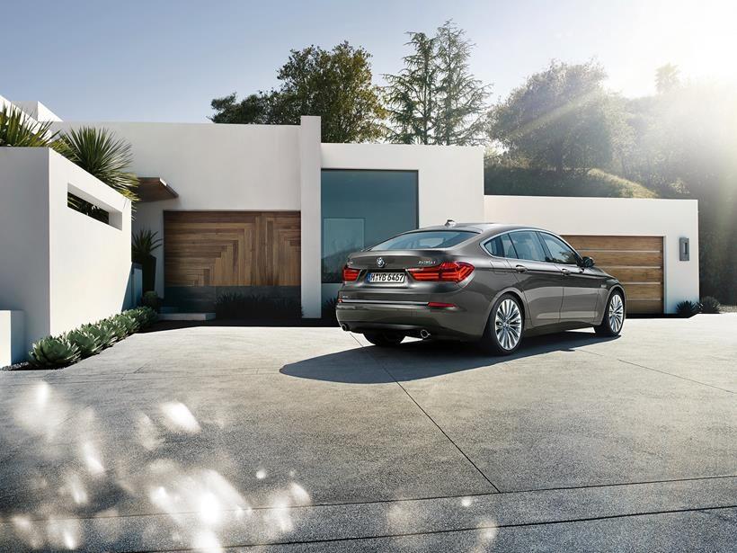 BMW 5 Series Gran Turismo 2016, Saudi Arabia