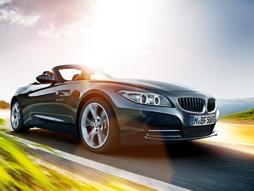 BMW Z4 2016, Oman