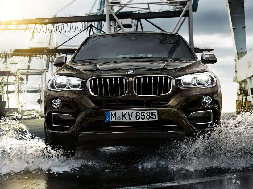 BMW X6 2016, Egypt