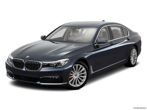 BMW 7 Series 2016, Saudi Arabia