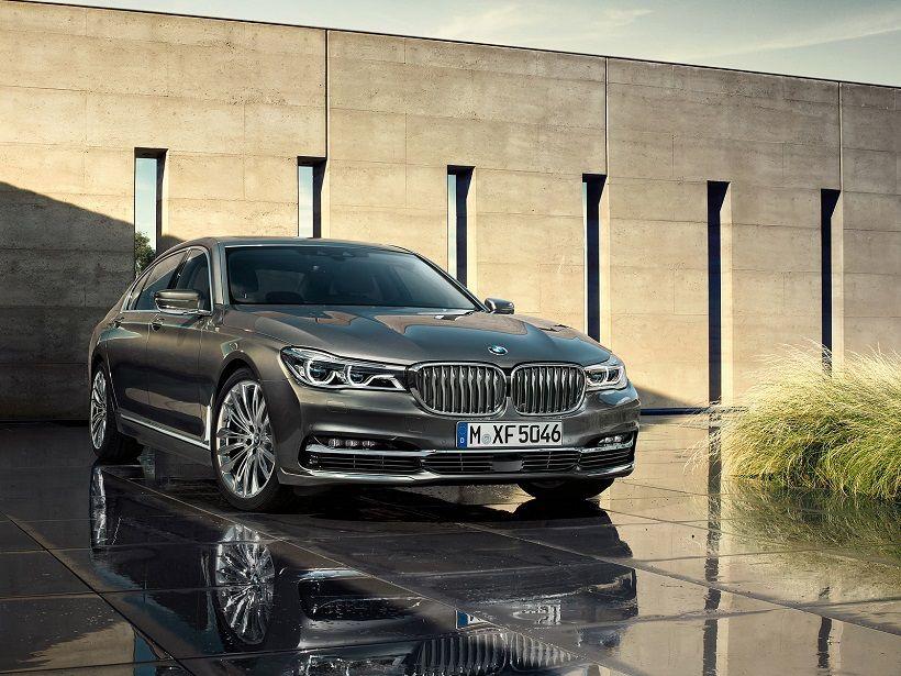 BMW 7 Series 2016, Oman