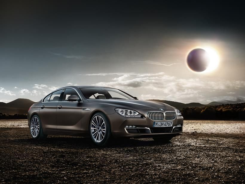 BMW 6 Series Gran Coupe 2016, Saudi Arabia