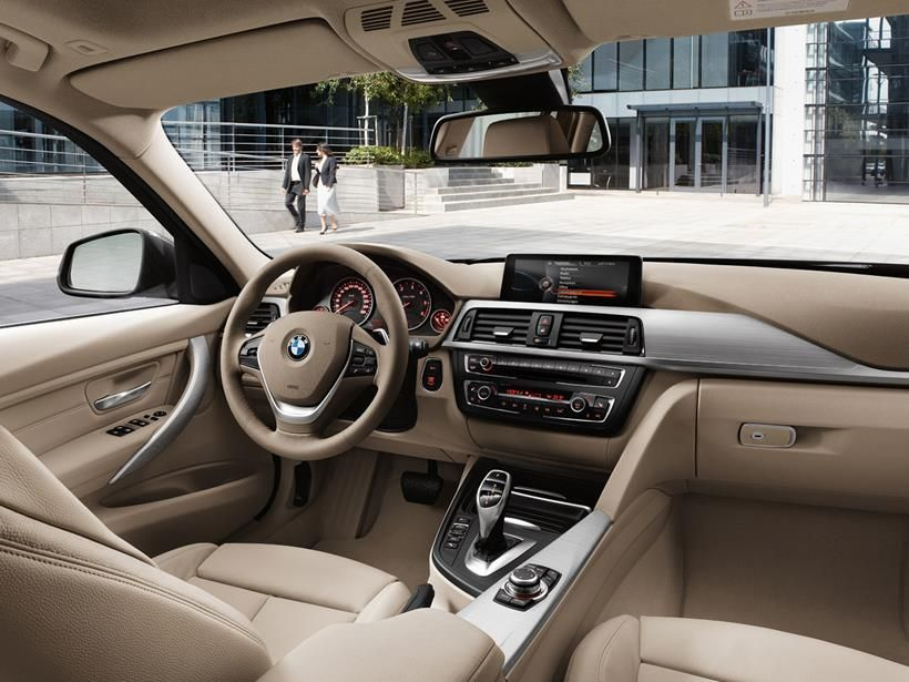 BMW 3 Series 2016, Saudi Arabia