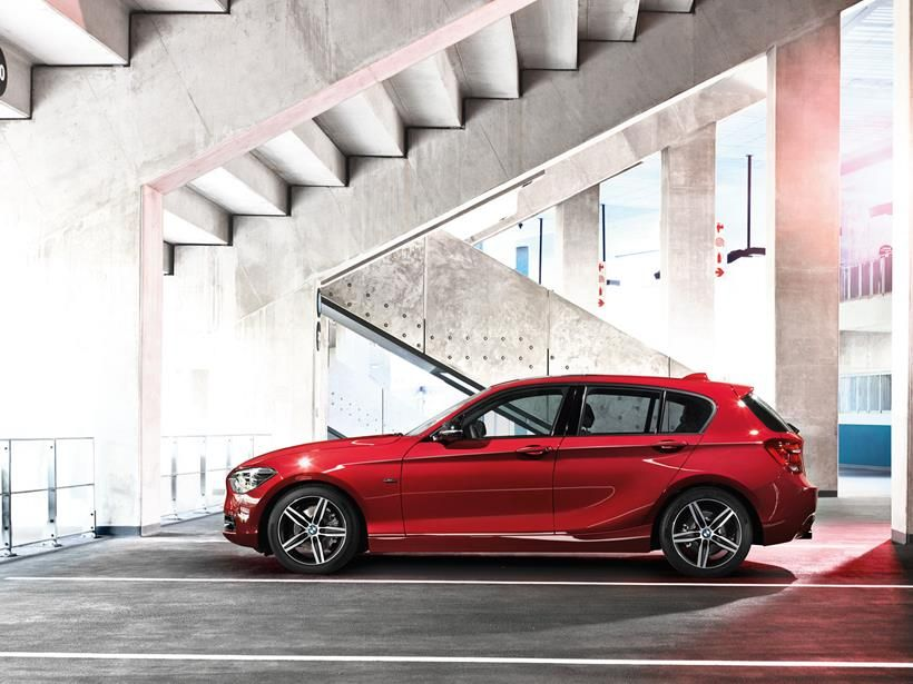 BMW 1 Series 2016, Oman