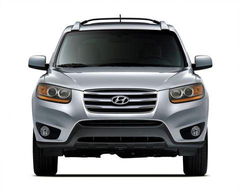 High Quality Hyundai Santa Fe 2012 2.4L AWD, Oman, Https://ymimg1.