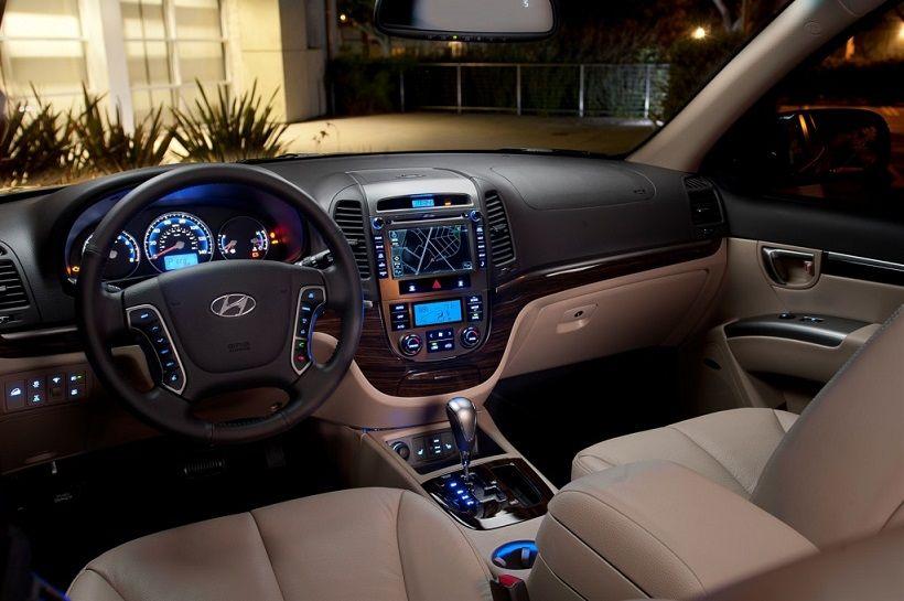 Hyundai Santa Fe 2012, Kuwait