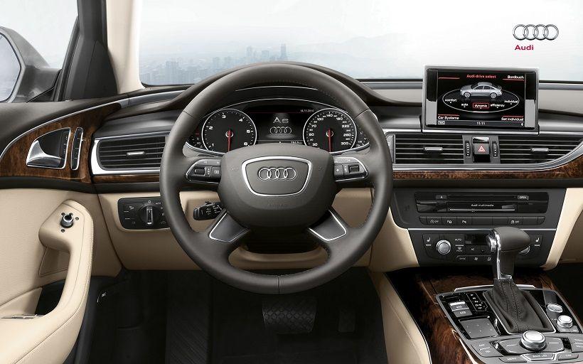 Audi A6 2016, Kuwait