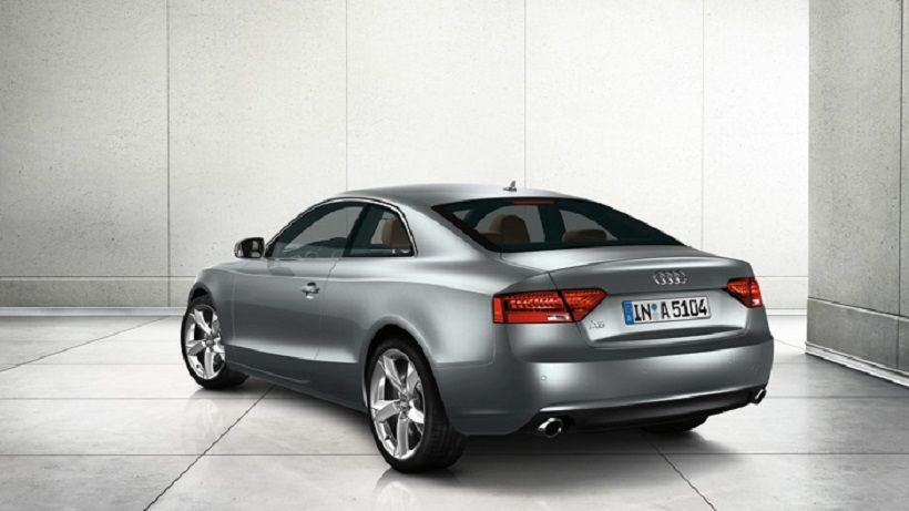 Audi A5 Coupe 2016, United Arab Emirates