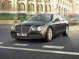 Bentley Flying Spur 2016, Saudi Arabia