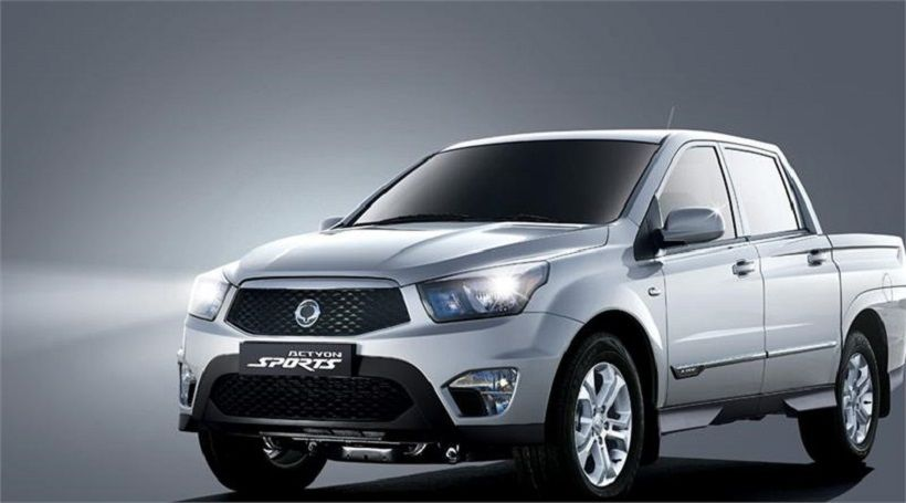 SsangYong Actyon Sport 2016, Kuwait