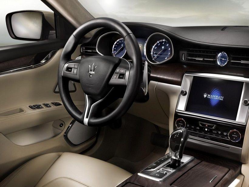 Maserati Quattroporte 2016, Kuwait