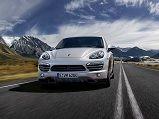 Porsche Cayenne 2016, Kuwait