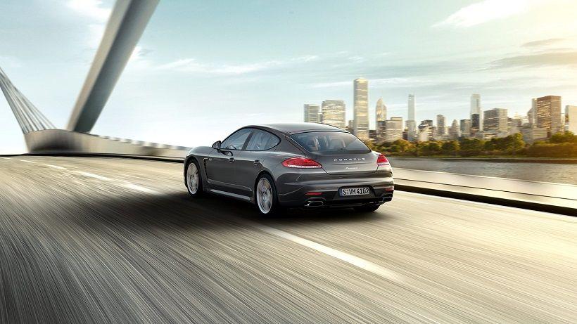 Porsche Panamera 2016, Egypt