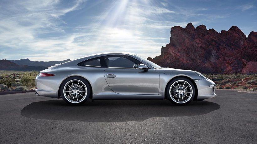 Porsche 911 2016, Saudi Arabia