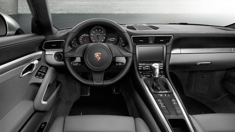 Porsche 911 2016, Kuwait