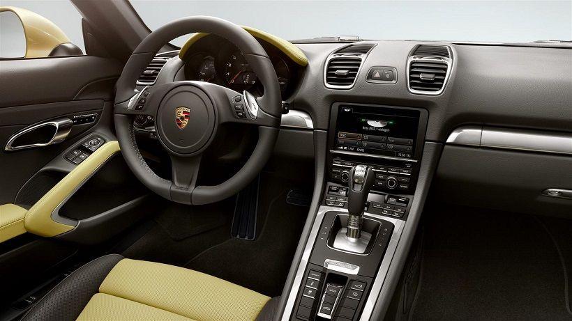 Porsche Boxster 2016, Kuwait