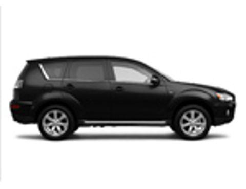 Mitsubishi Outlander 2012, United Arab Emirates