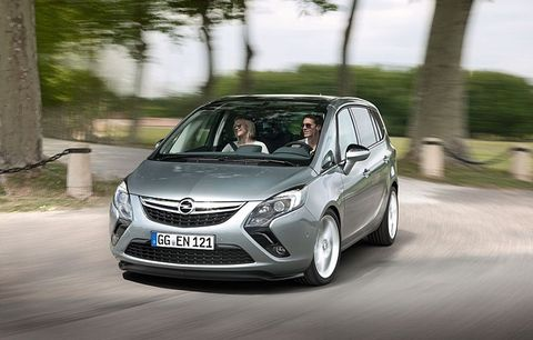 Opel Zafira Tourer 2016 14 In Uae New Car Prices Specs Reviews