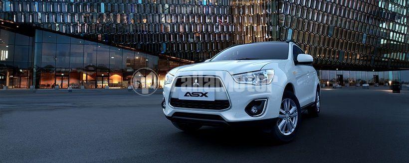 Mitsubishi ASX 2016, Saudi Arabia