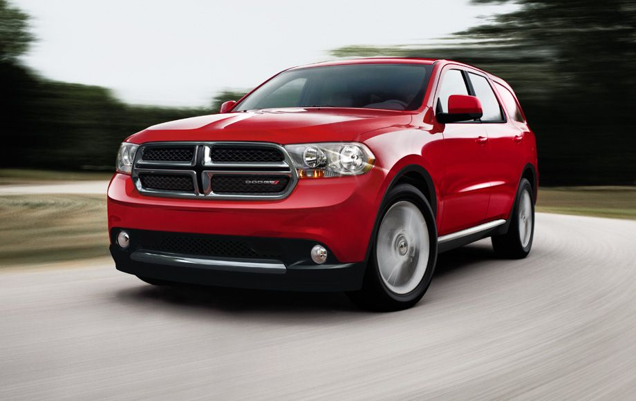 Dodge Durango 2016, United Arab Emirates