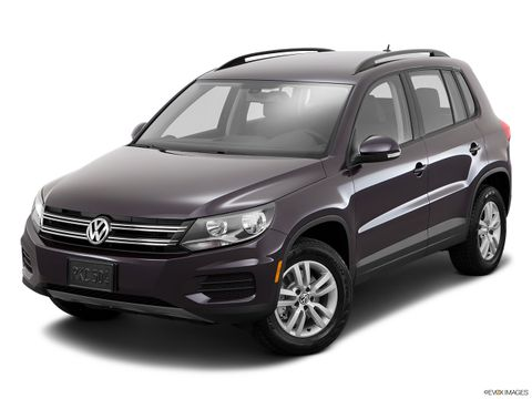 Volkswagen Tiguan 2016, United Arab Emirates