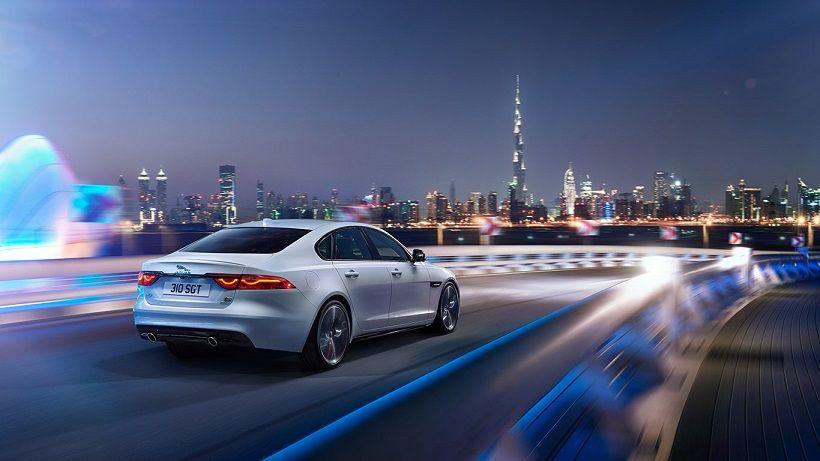 Jaguar XF 2016, Bahrain